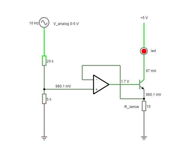 com circuitdiagram basiccircuit analogcircuit constantcurrent