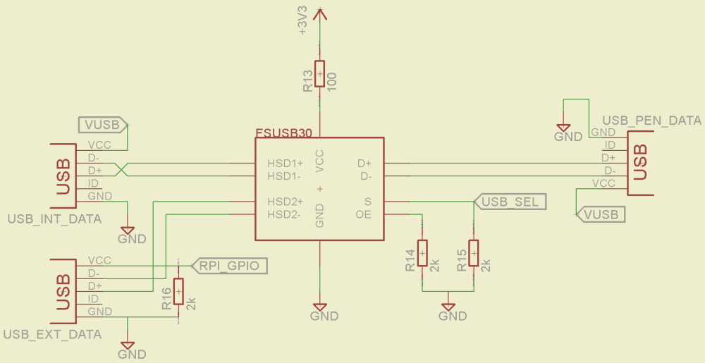 medium resolution of usb device designing a usb switch schematic done wanting aenter image description here