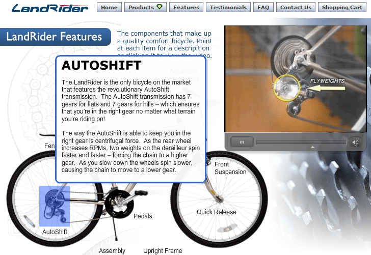 derailleur is there such