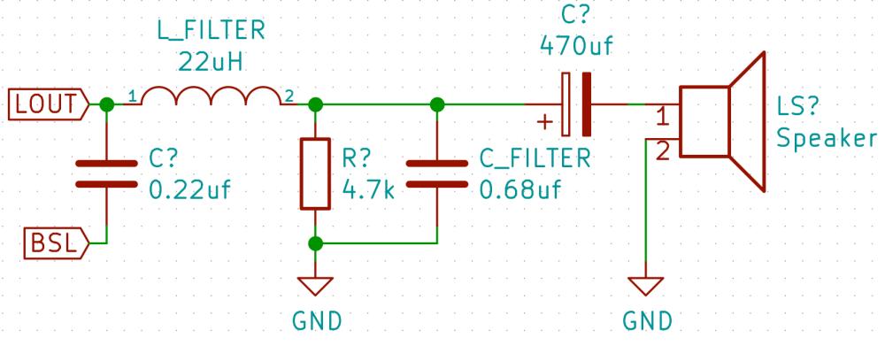 medium resolution of  output filter circuit