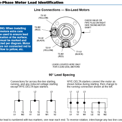 Dayton 1 Hp Electric Motor Wiring Diagram Toyota Alternator Three Wire Great Installation Of Electrical Pump Home Improvement Stack Rh Diy Stackexchange Com Reversible Fan
