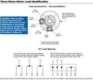 electrical  Electric pump motor wiring  Home Improvement
