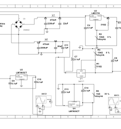 ac to dc power supply using full wave rectifier with 4 outputs [ 1584 x 1224 Pixel ]