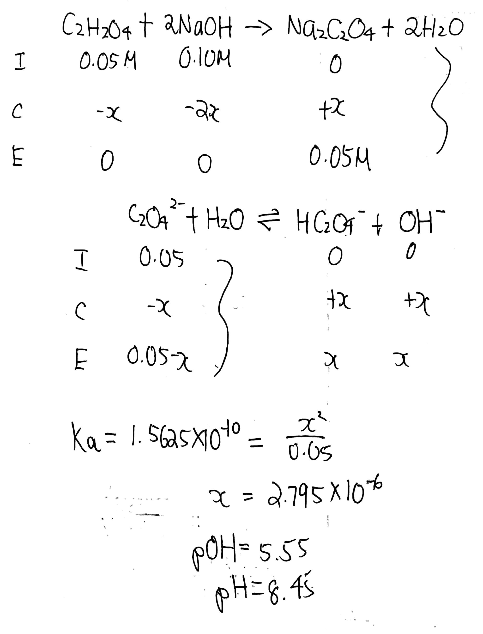 Titration Calculator Titration Problems 01 10