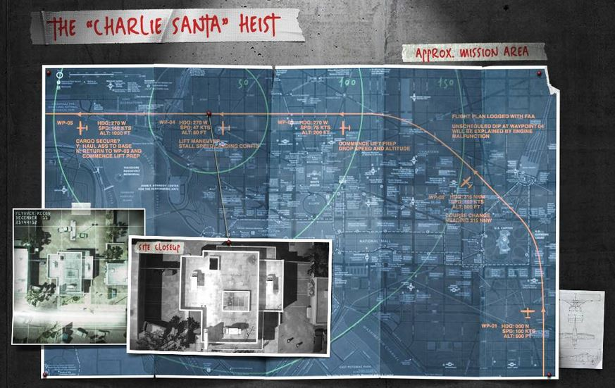 Payday 2 What Are The Various Map Randomisations For The