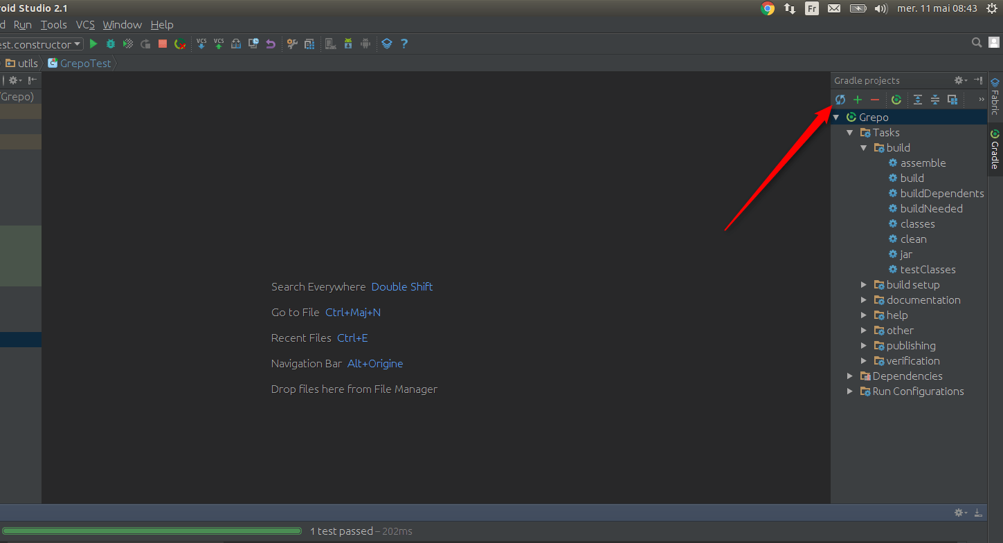 Testing Java Code With Groovy Under Intellij Unable To Resolve Class Groovytestcase