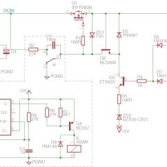 Simple Relay Circuit Diagram 4 Wire 240 Volt Wiring Schematic Fuel Pump Elsavadorla