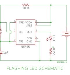 ne555 flashing leds schematic wiring diagram for you555 led flasher wiring diagram 18 [ 1200 x 999 Pixel ]