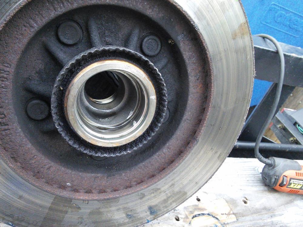 medium resolution of 2001 f150 4 6l 2wd front wheel bearing replacement motor vehicle 2006 f150 wheel bearing diagram