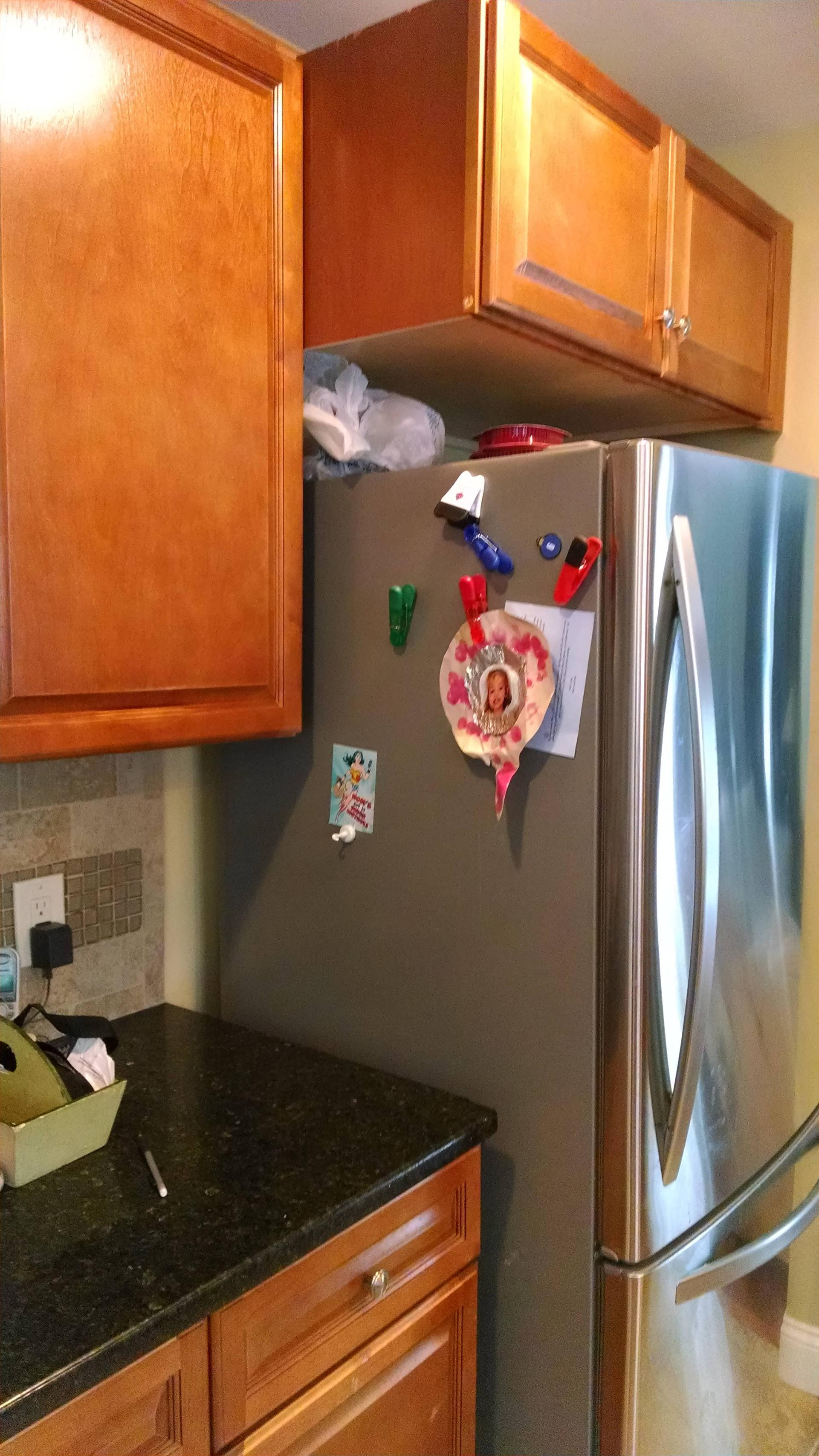 Carpentry Altering The Depth Of A Kitchen Cabinet Home