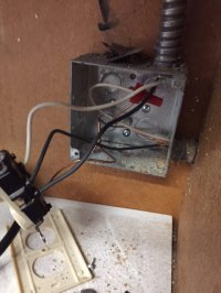 electrical - Wiring outlet with a switch for garbage ...