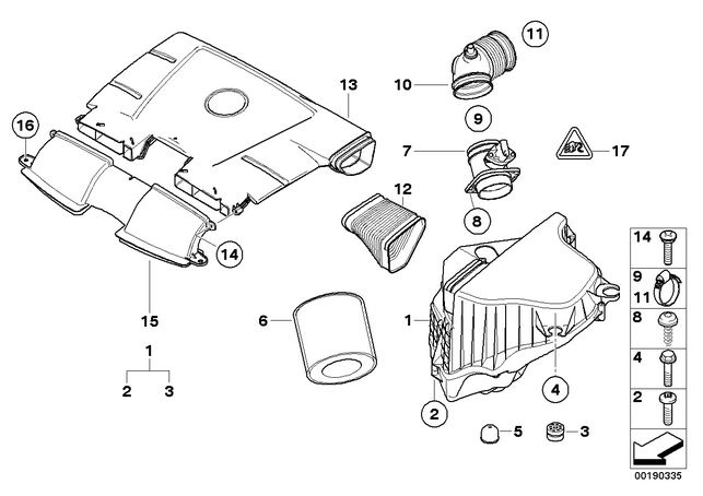 Circuit Electric For Guide: 2007 bmw 328i engine parts diagram