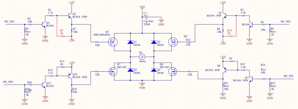 medium resolution of bridge driver circuit on h bridge motor driver circuit diagram circuit diagram h bridge motor driver