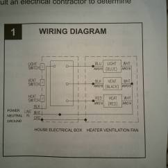 Fan Light Wiring Diagram Ao Smith Water Heater Thermostat Electrical Bathroom Exhaust With