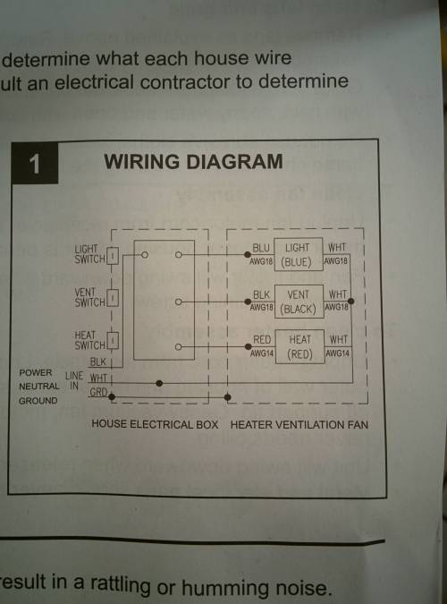 small resolution of electrical wiring bathroom exhaust fan with heater home wiring diagram for bathroom heater fan light schematic