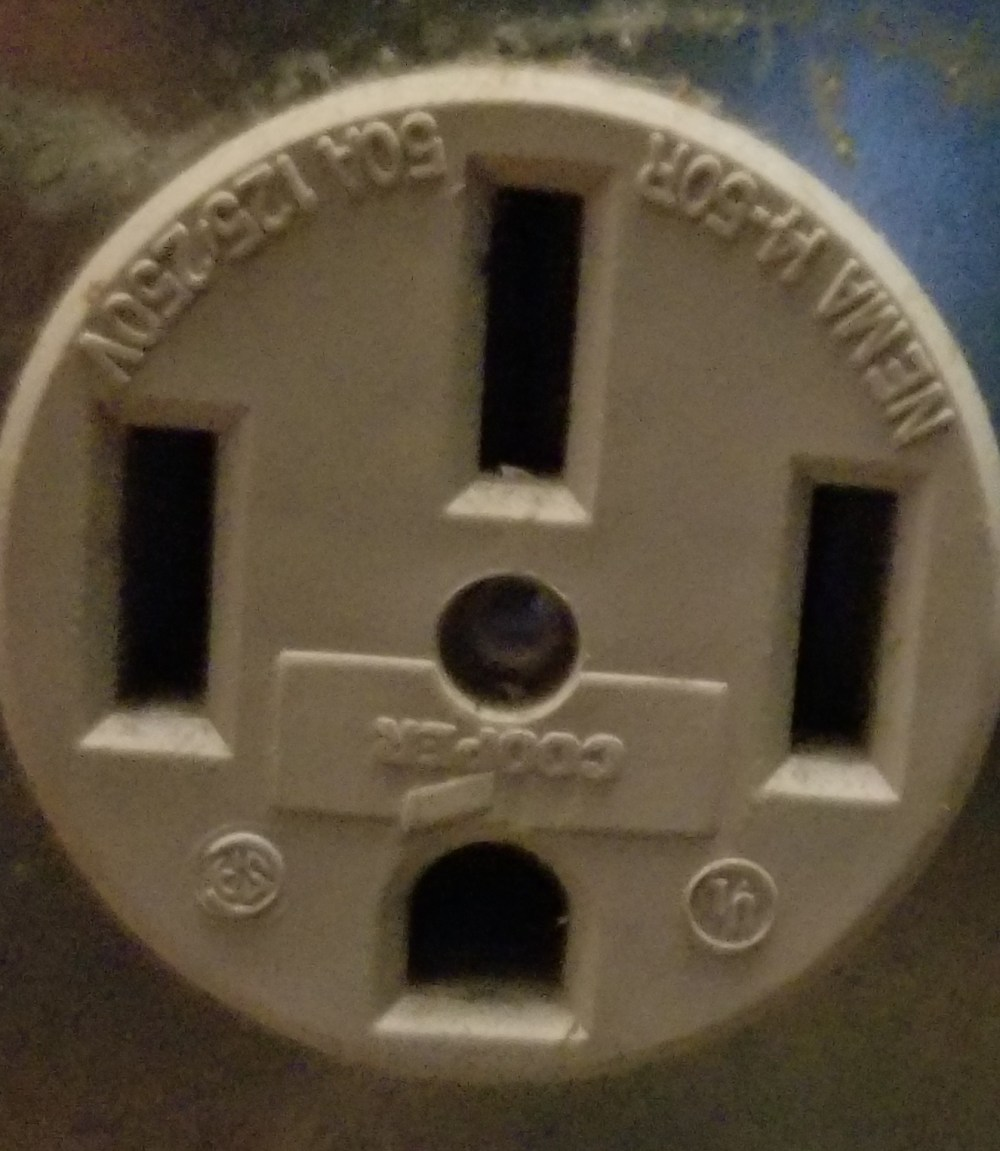 medium resolution of wiring garage heater to fit a nema 14 50 range plug