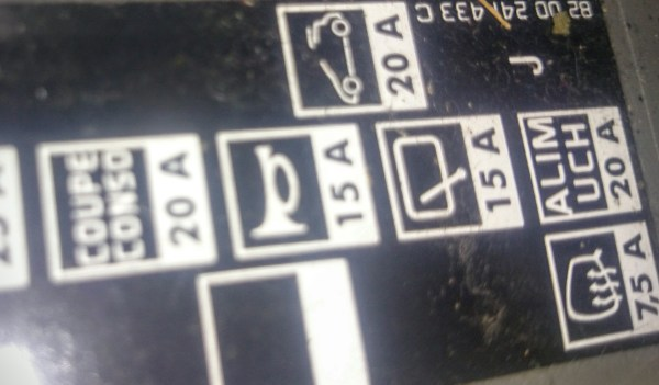 Renault Clio Uch Fuse Box Wiring Diagrams List