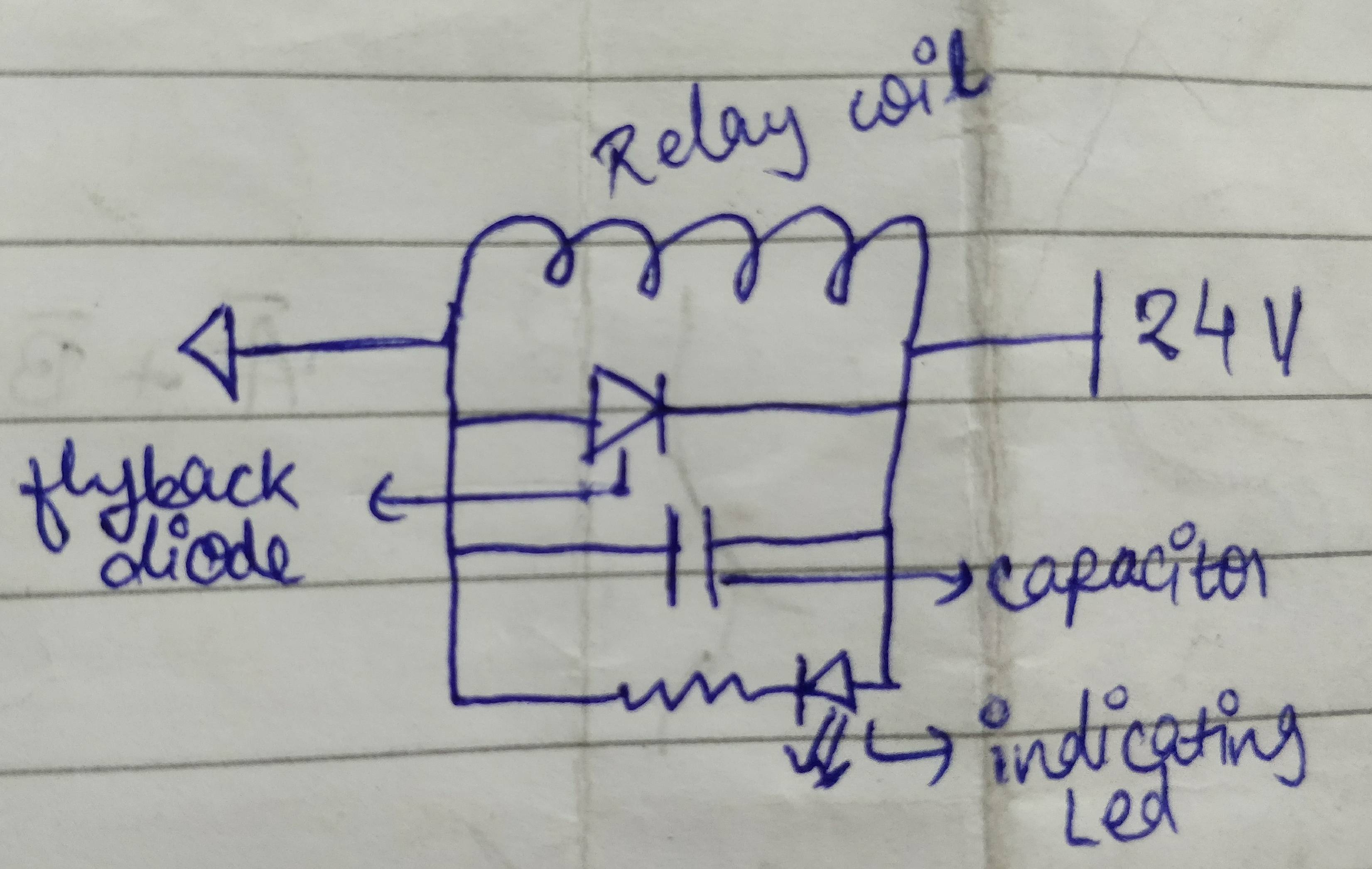 Schematic Diagram For A Voltage Doubling Circuit Capacitor Values Are