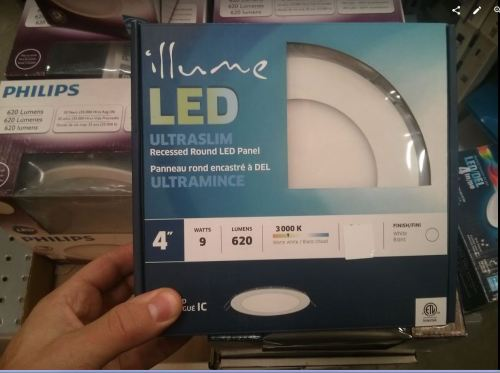 small resolution of package junction box wiring led recessed lighting