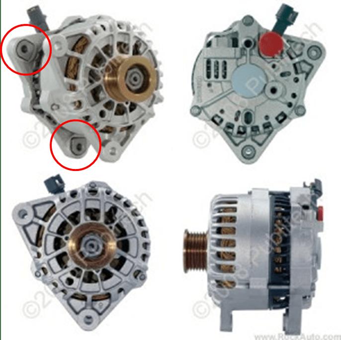 2002 Ford Escape Alternator Wiring Diagram