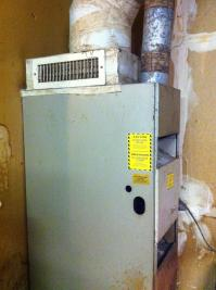 heating - Can I close the garage vent on my furnace ...
