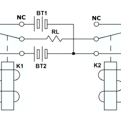 Dpdt Relay Wiring Diagram Six Sigma Tree Switches Making Relays From 2 Spdt