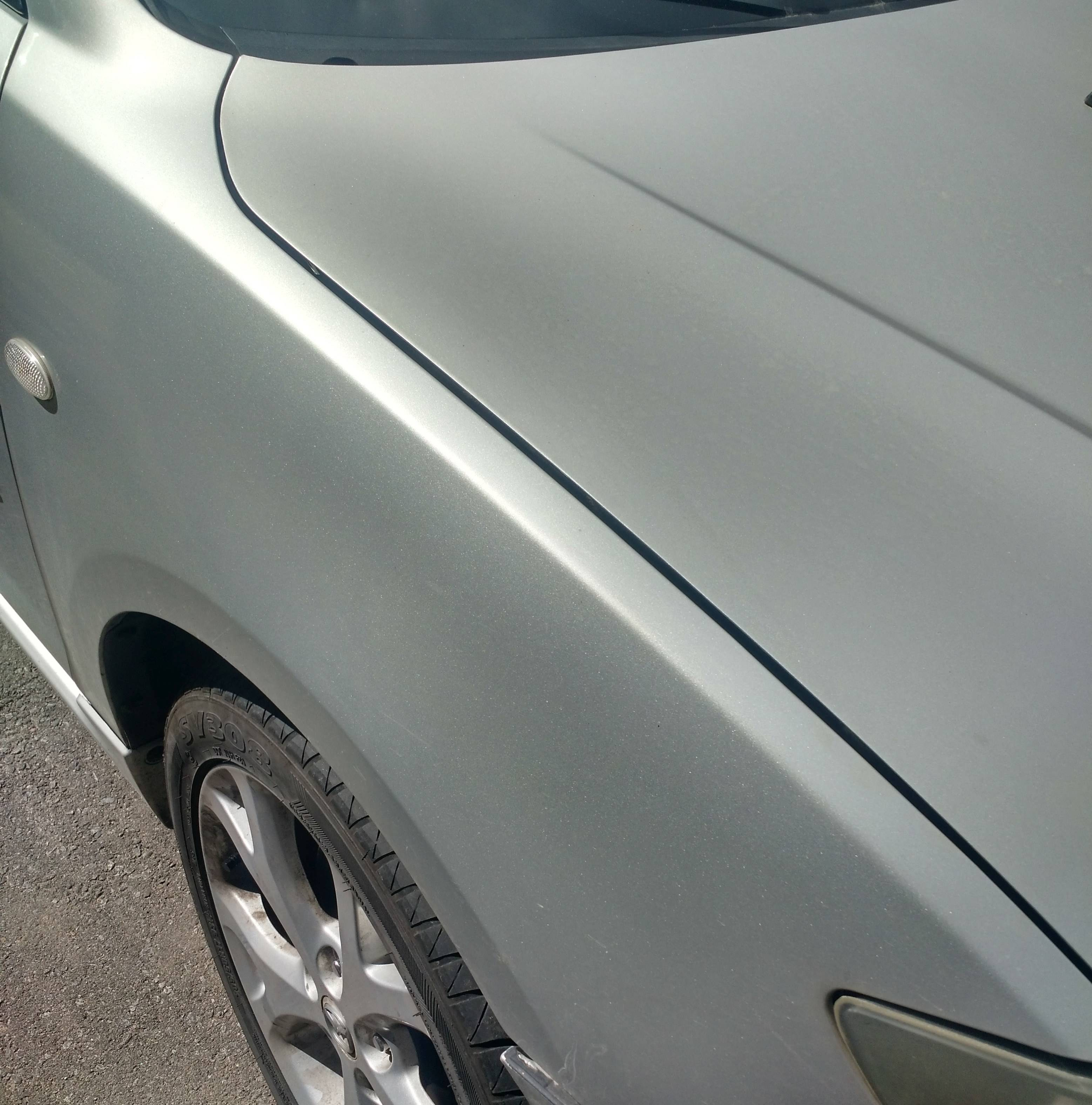 How To Dull A Glossy Finish On Metal