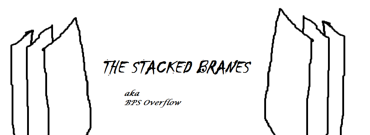 Stacked Branes (BPS Overflow)