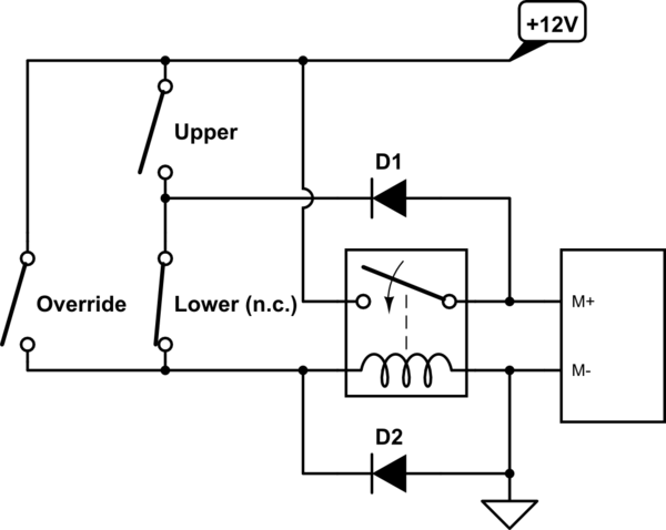 dual float switch wiring diagram air pressor sales how to protect reed switches in pump control schematic
