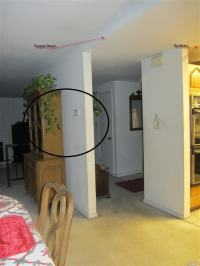 Opening Up A Ceiling. Is This A Load Bearing Wall Between ...