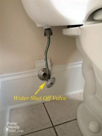 What is causing toilet supply water leaks above the ...