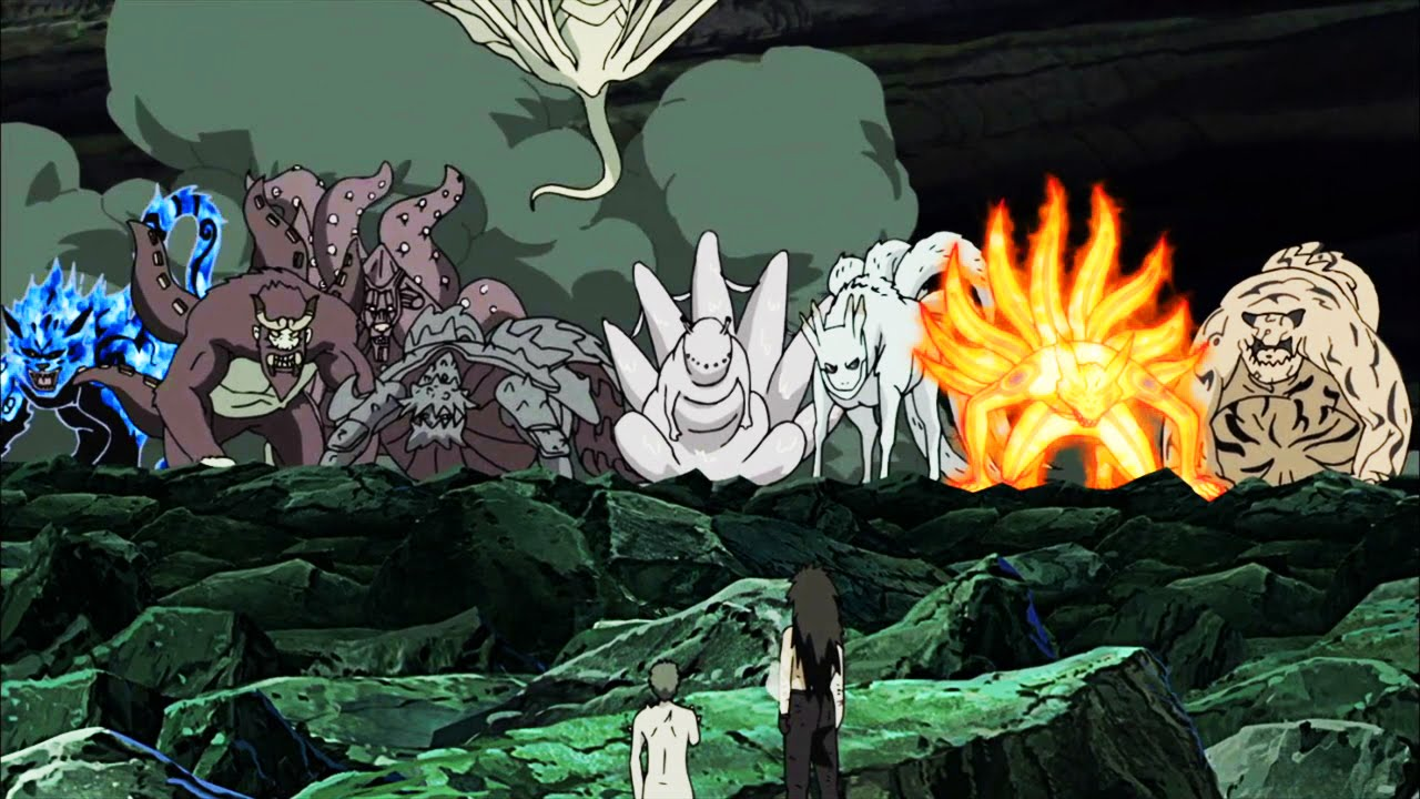 Why Can't Naruto Go Into Bijuu Mode Like The Other