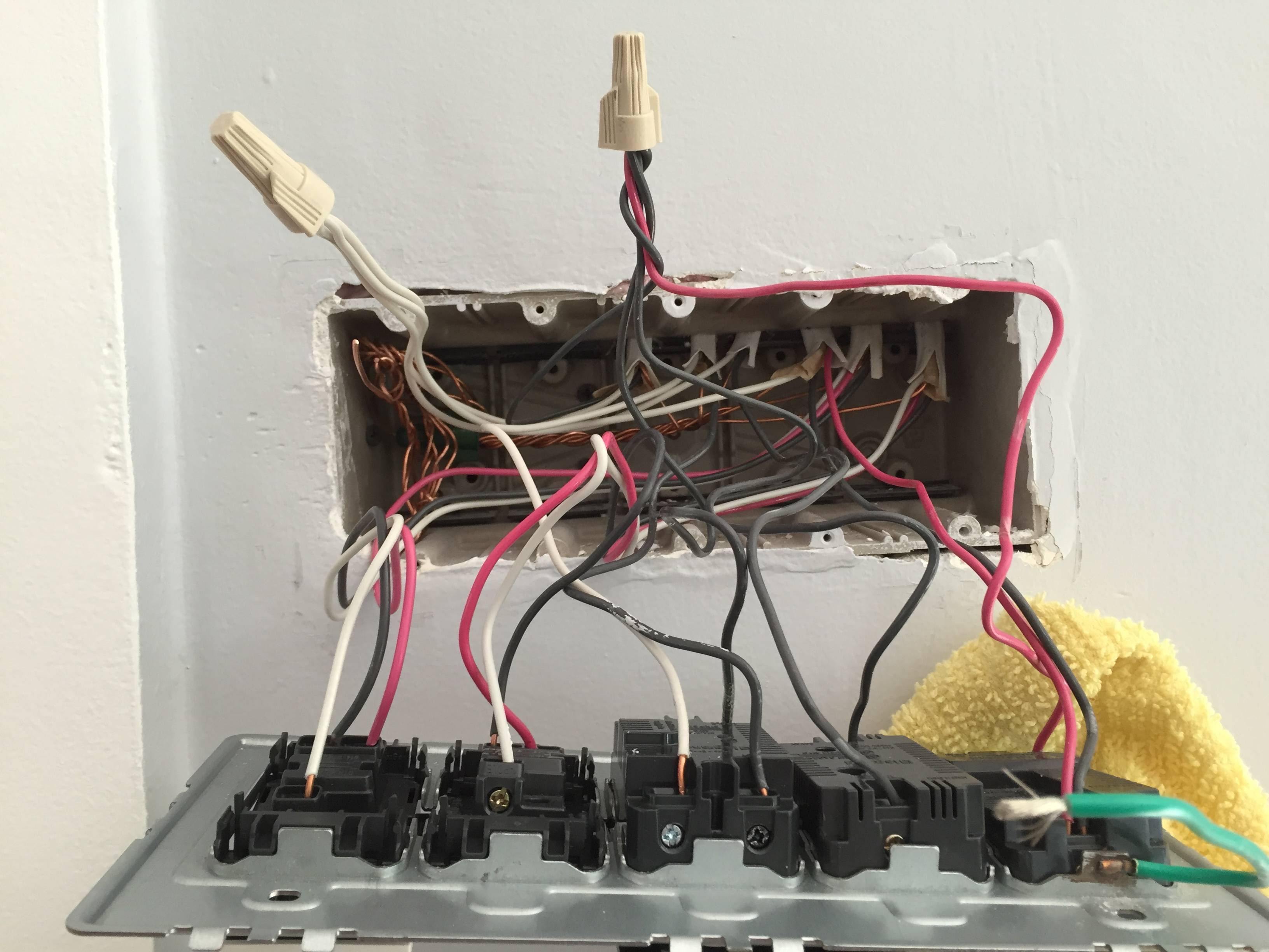 Adding A Second Light To Existing 3way Circuitswitchswitchload2