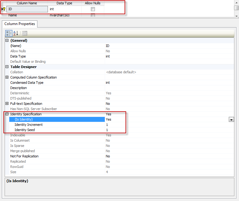Auto increment primary key in sql tables nicole chan - Sql create table auto increment ...