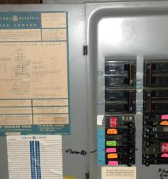 subpanel installing a sub panel to a ge split bus panel home wiring a ge sub panel [ 2332 x 1869 Pixel ]
