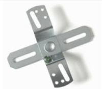 lighting - Installing a ceiling light with screw holes ...
