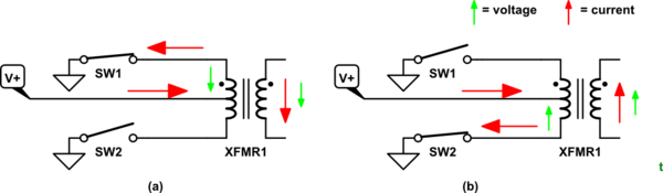 The Link To The Circuitlab Schematic