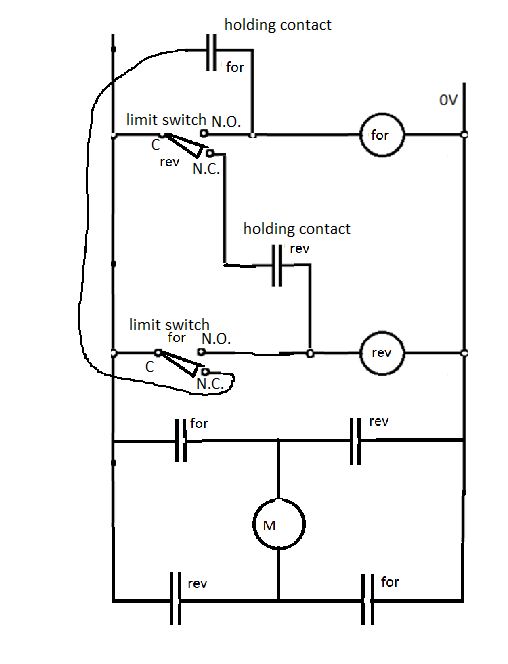 11 Pin Latching Relay Wiring Diagram Schematic Switches Change Direction Of 12v Dc Motor Rotation Using