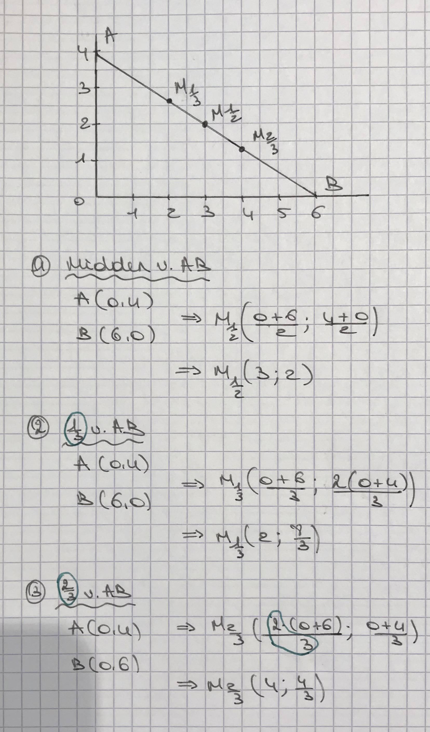Ytic Geometry