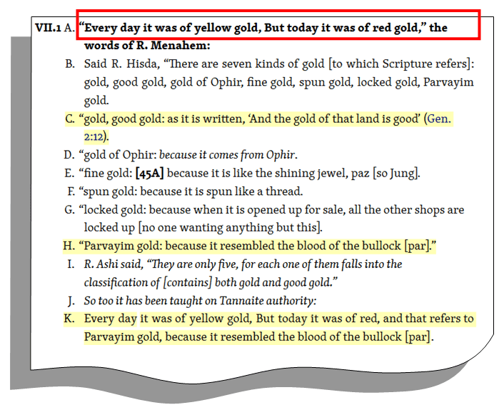 hebrew  Are bdellium and onyx stone types of gold  Biblical Hermeneutics Stack Exchange