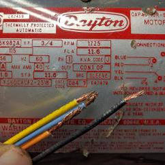 Motor Start Capacitor Wiring Diagram 2004 Ford Explorer Ignition How To Wire Ac Electrical