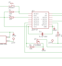 here is schematic esp8266 led white and rgb [ 1326 x 756 Pixel ]