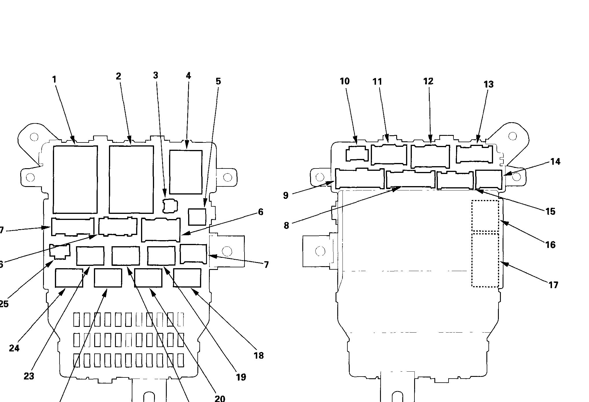 2003 honda civic ac compressor wiring diagram