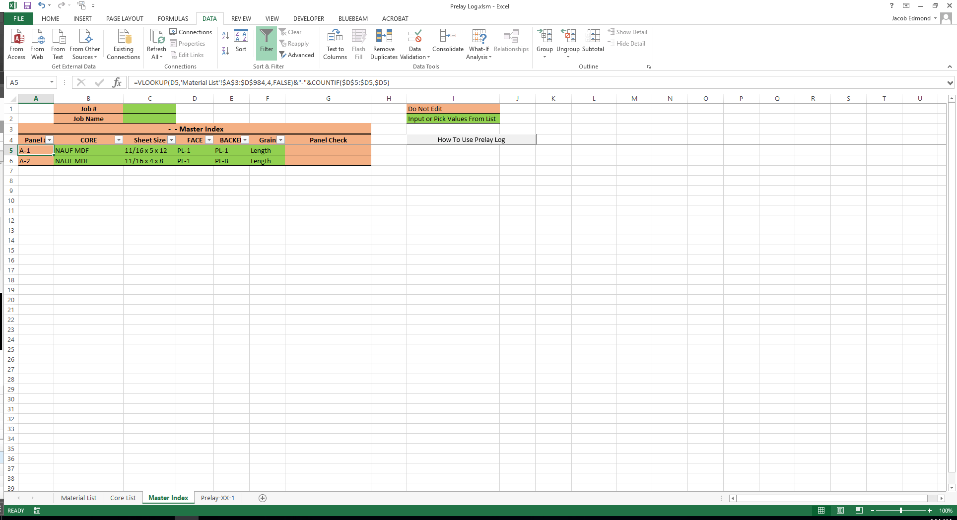 sorting - Excel Filter, but Do Not Allow Sort - Stack Overflow