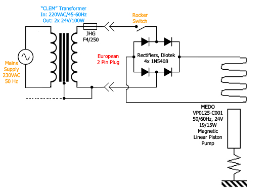 24vac transformer wiring diagram
