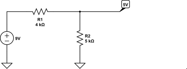 simple singleended power supply can be used such as 5v and this