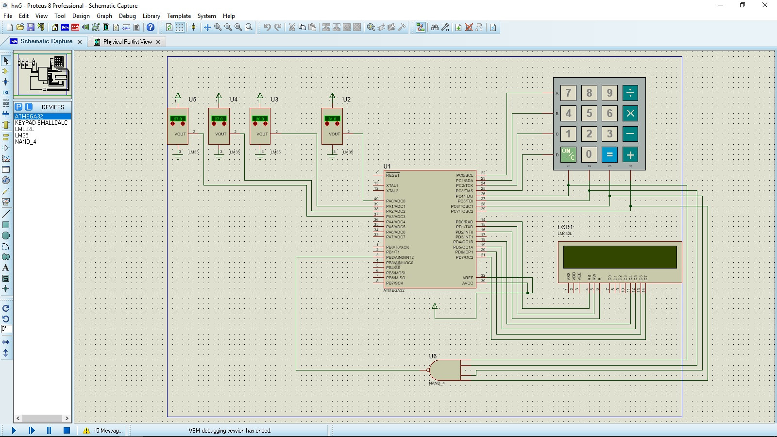 Proteus Is A Software For Microprocessor Simulation Schematic Capture