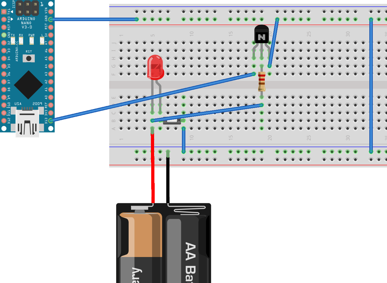 hight resolution of 1 8v would the circuit below allow me to detect when the