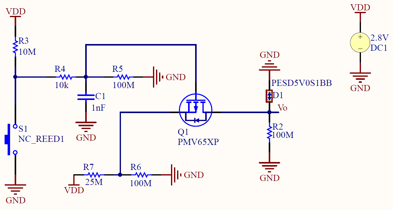 hight resolution of reed schematic diagram