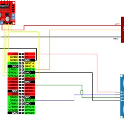 Raspberry Pi 2 Wiring Diagram 2016 Ford F150 Horn Connecting Hc Sr04 To Schematic 51